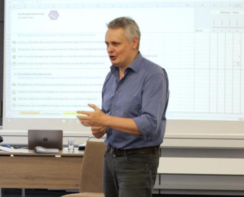 Axel Friederichs CEO und Vertriebstrainer der BePraCon GmbH