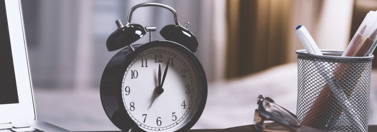 Zeit im Vertrieb