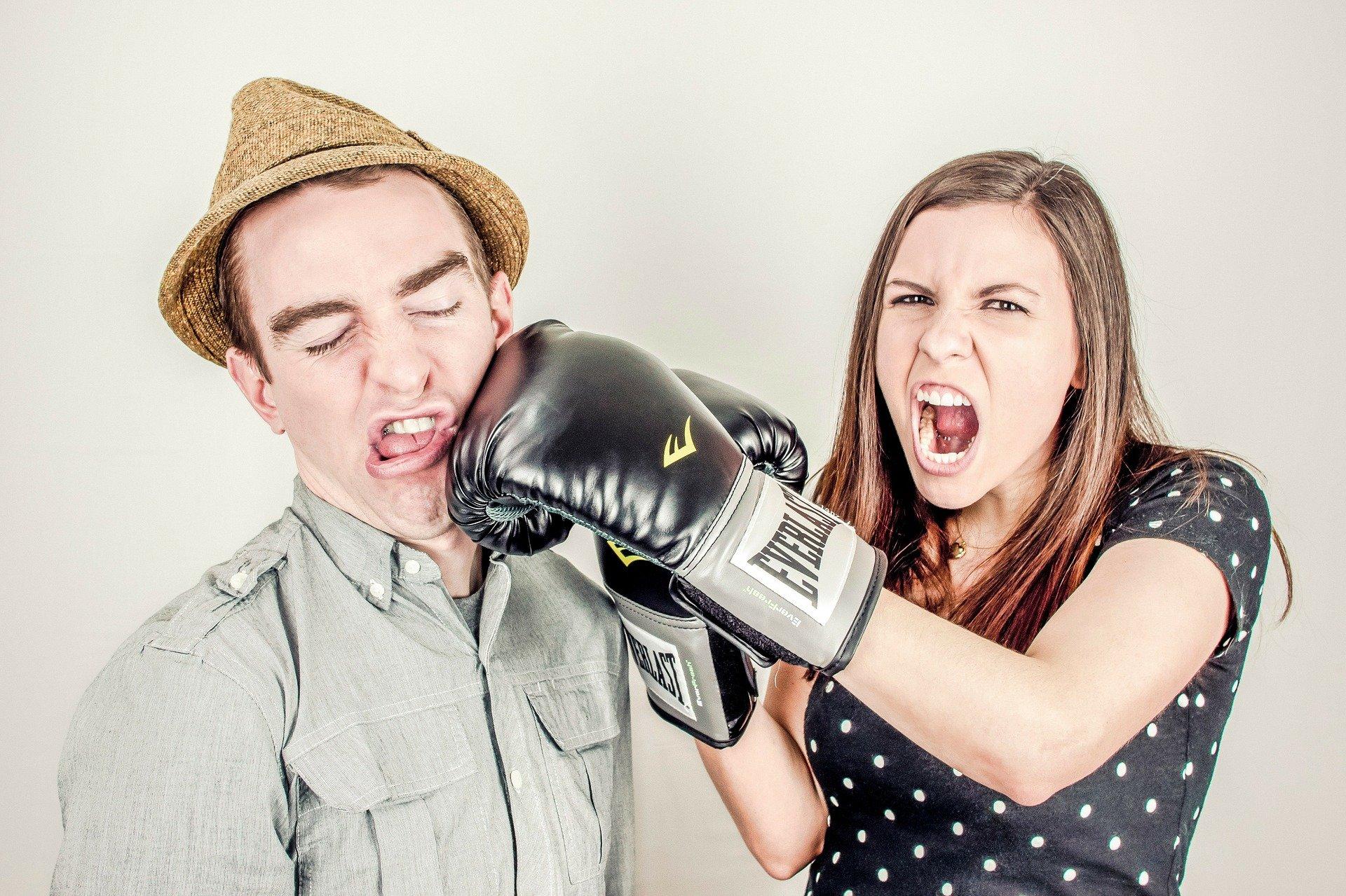 Streit unter Mitarbeitern